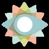 LikeWhere logo.