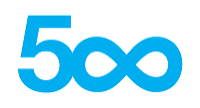 500 px logo