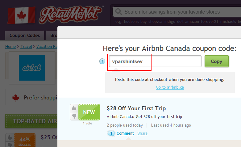 Airbnb Coupon Codes How They Work And How To Get Them