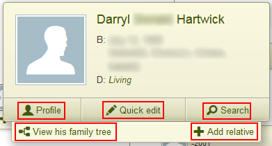 how to create your own family tree
