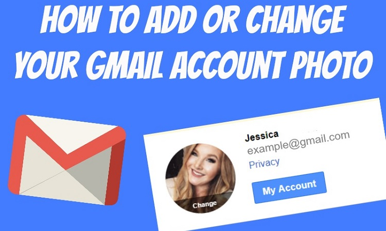 Gmail photo change banner