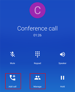 How to Add and Merge Calls to Conference Call on Android Phones
