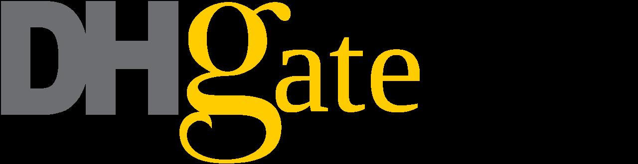 AliExpress alternative - DHGate logo