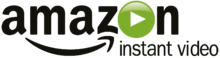 Hulu alternative Amazon Instant Video logo