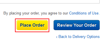 Confirming your BestBuy.com order