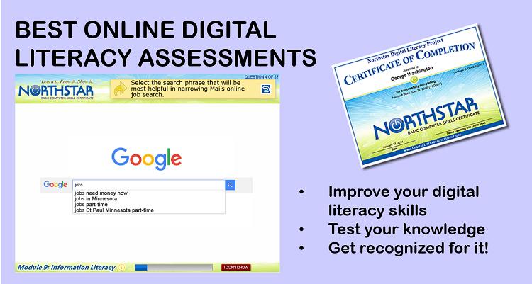 Best Digital Literacy Assessments banner