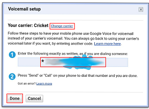 How to Enable or Disable Google Voice Voicemail for a