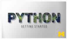 Coursera course - Python programming