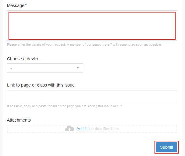Contacting Coursera customer service