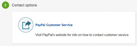eBay affiliate customer service options