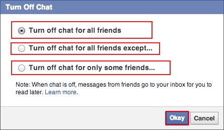 how to delete video chat on facebook