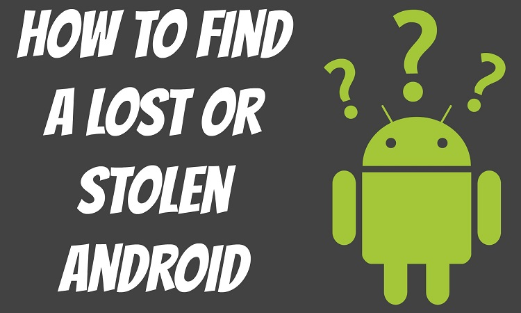 How to Find a Lost Android banner