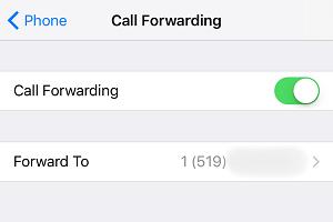 Forward To button