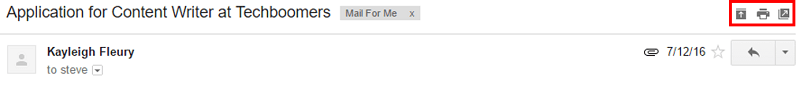Gmail Expand/Collapse/Print All buttons