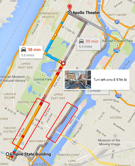 how to get google maps to read directions
