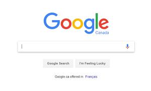 Google.com webpage