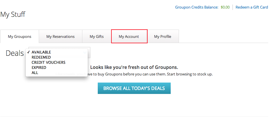 Groupon Settings - Free tutorial from TechBoomers