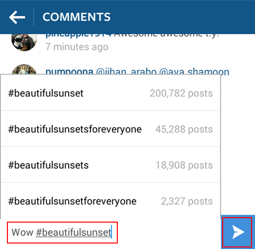 Top 100 Instagram Hashtags + How to Use Them