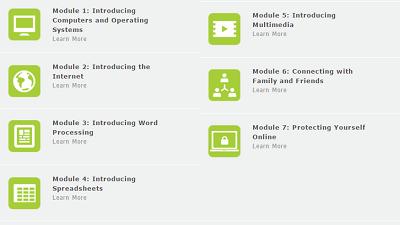Intel module topics page