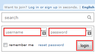 How to log into Reddit
