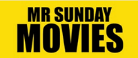 Mr. Sunday Movies logo