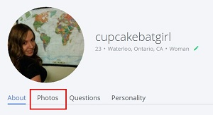 How to add photos to your OkCupid profile