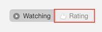 Rating button