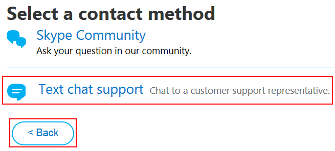 How to Contact Skype if You're Having Trouble Chatting