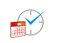 Set a posting schedule
