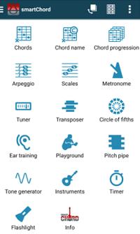 smartChord app