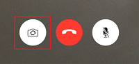Switch between cameras button