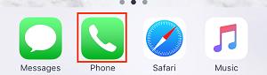Phone app icon