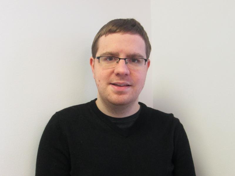 Techboomers content writer Corbin Hartwick