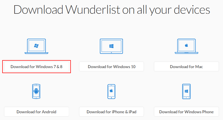 Wunderlist for PC - How to Download and Install It