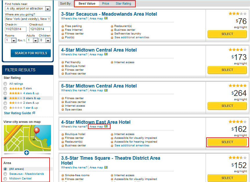 Expedia Unpublished Rate Hotels Vancouver