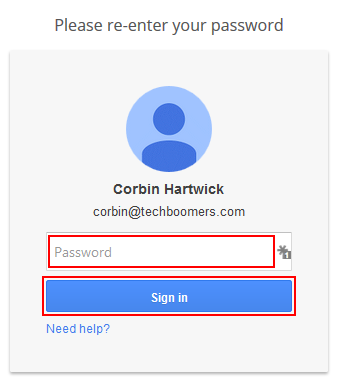 How to Change a YouTube Password - Free YouTube Tutorials
