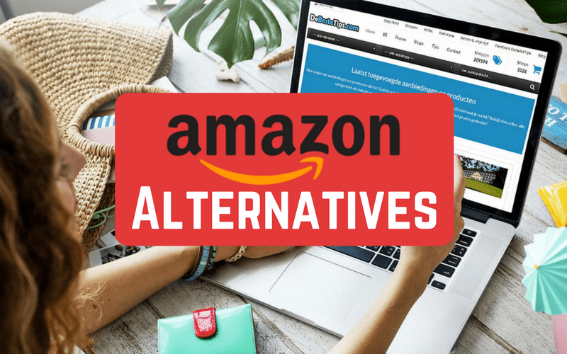 Amazon alternatives online shopping