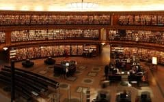 Library Lovers Month header