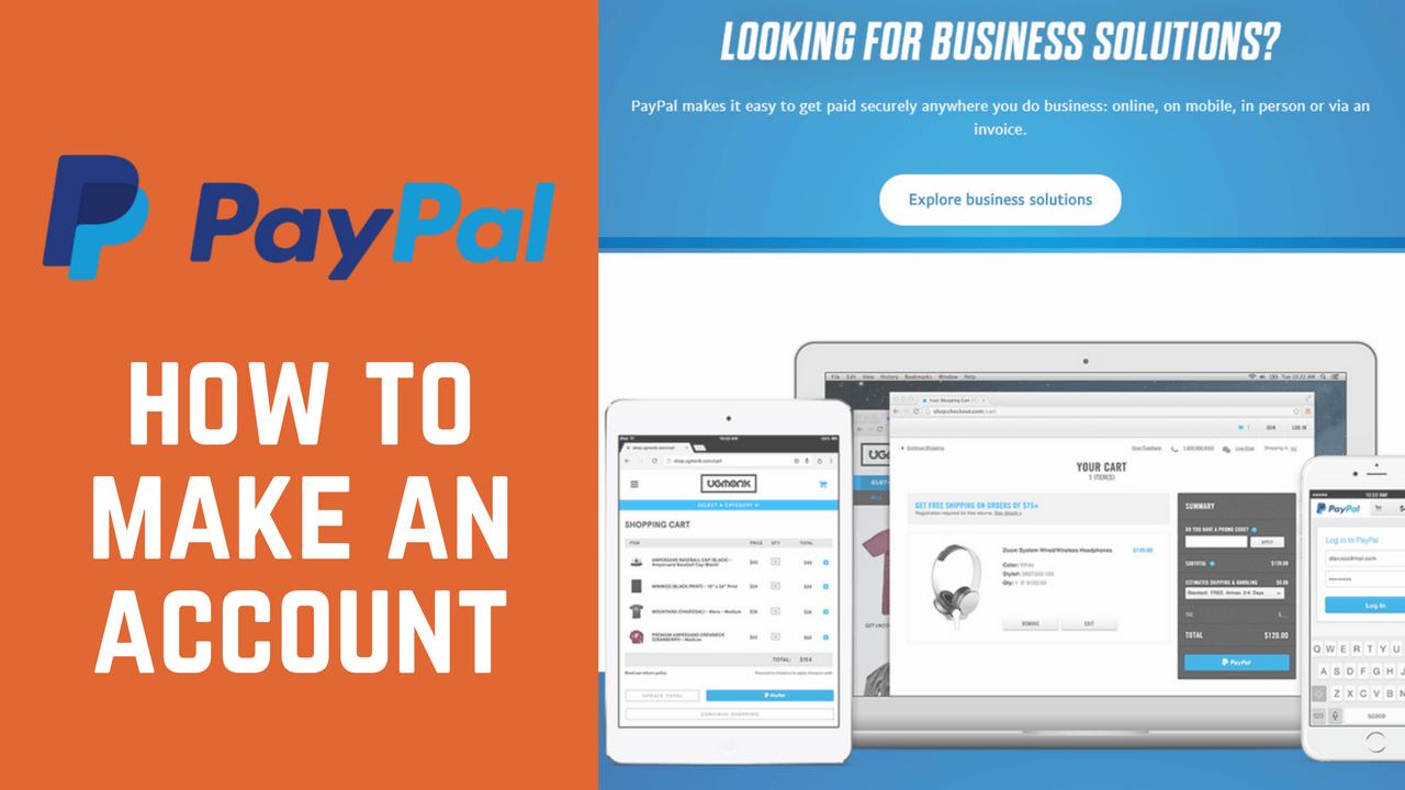 Paypal Loging