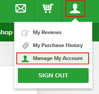 Manage your Angie's List account
