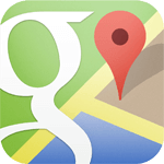 square Google Maps logo