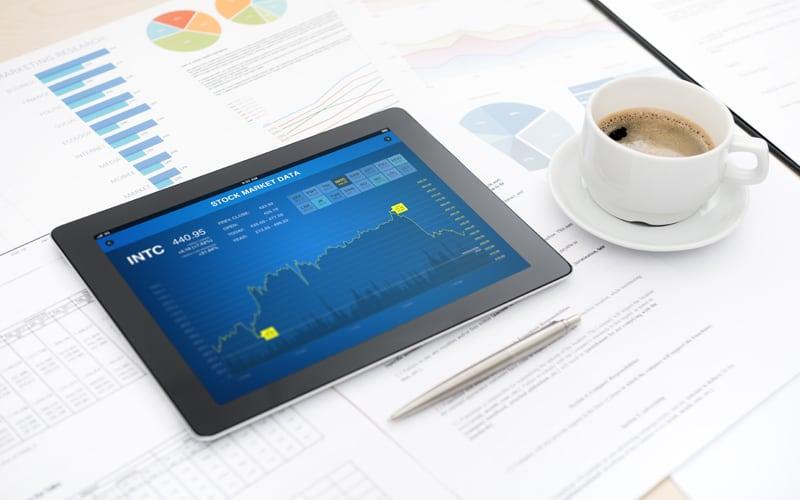 Sites like Google Finance header (new)