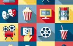 Sites like IMDb header (new)