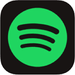 square Spotify logo