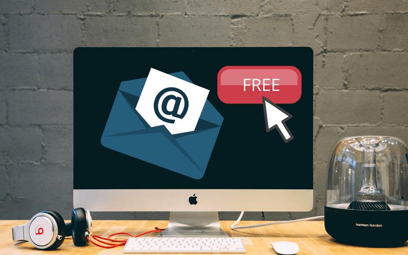 Best Email Websites and Services header image