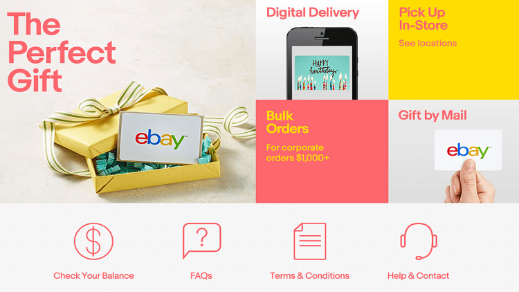 How to check your ebay gift card balance techboomers - Olive garden gift card balance check ...
