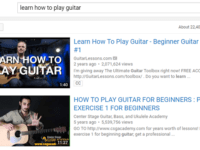 Best YouTube Channels to Learn to Play Music