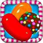 square Candy Crush Saga logo