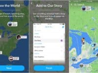 Intro to Snapchat Maps header