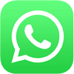 square WhatsApp logo